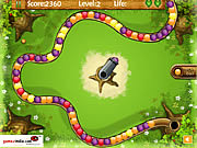 Play Freaky fruits Game