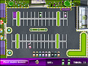 Record Speed Parking game