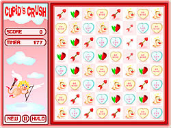 Cupid's Crush game