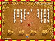 Chicken Invaders game
