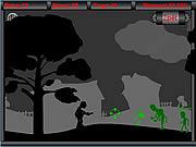 Alien Becher Shooter game