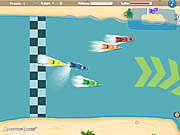 Marina Racers game