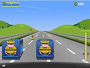 เกมส์ขับรถบัสรับคน