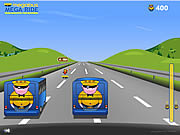Megabus - Mega Ride game
