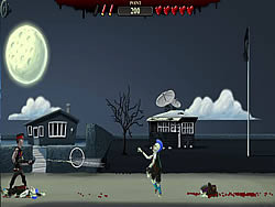 Ragdoll Zombie Slayer game