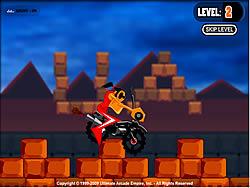 Creepy Rider game