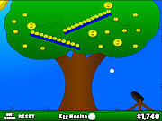 Cannon Coinage game