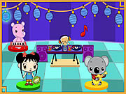 Play Dj hohos dance party Game