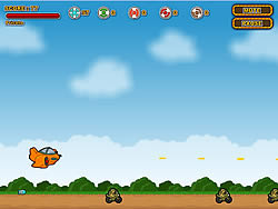 Go Go Gunship game