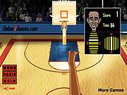 Obama Shootout game