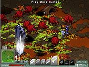 Xeno Space - Survivor game