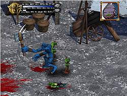 Troll's Rage game