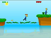 Crocks Bridge game