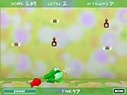 Play Fly catcher Game