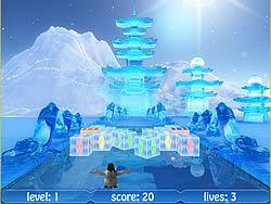 Ice Treasures game