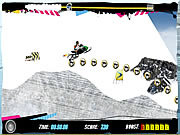 Play Motor storm arctic edge avalanche anarchy Game