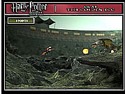 Harry Potter I - Grab the Golden Egg game