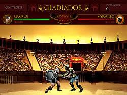 juego Gladiador