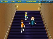 Escalator Fun game