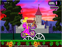 Princess Bella's Royal Ride game