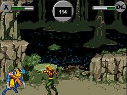 X-Men vs. Justice League game