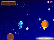 Space Travelling game