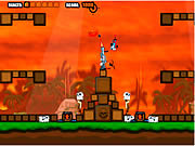 Play Alien guard Game
