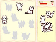 Kitten Puzzle game