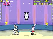 Panda Circus game