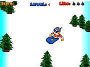 Play Super snowboard x Game