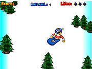 juego Super Snowboard X