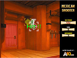 Mexican Shooter game