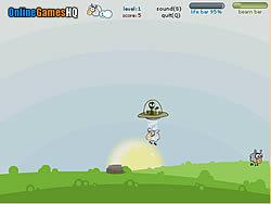 UFO Commando game