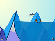 Shark Mountain game