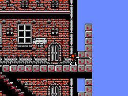 Castlevania game