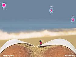 Bikini Bounce game