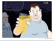 Play Mind me bloody beer Game