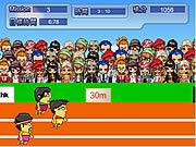 Play 100m running game Game