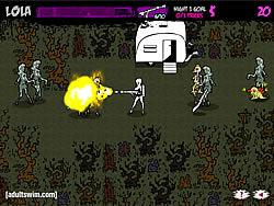 Zombie Hooker Nightmare game