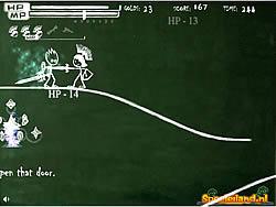 Blackboard game