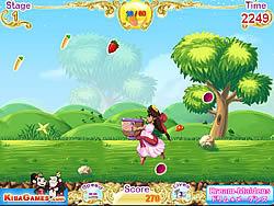 Princess and The Magical Fruit game