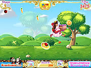 Play Princess and the magical fruit Game