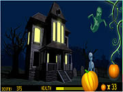 The Haunted House game