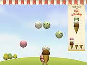 Ice Cream Pig game