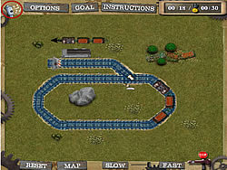 Trains game
