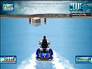 Bluie Aqua Speed Run game