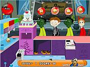 Halloween Ice Cream game