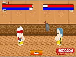 Tiny Rumble game