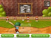 Baseball Jam game