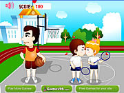 Play Playground kiss Game